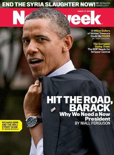 Niall Ferguson: Obama's Gotta Go >> I URGE EVERYONE TO READ THIS ARTICLE THAT MADE THE COVER OF NEWSWEEK...IT'S EXCELLENT AND EXPLAINS WHAT OBAMA HAS DONE AND WHERE WE ARE HEADED. THE TRUE NUMBERS AND FACTS...NOT THE LIES HE'S BEEN TELLING. WE'RE IN DEEP SHIT PEOPLE...DEEPER THAN YOU KNOW.