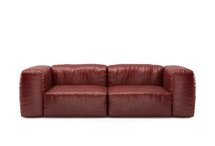 28 best unglaubliche sofa-inspirationen images on pinterest ... - Designer Couch Modelle Komfort