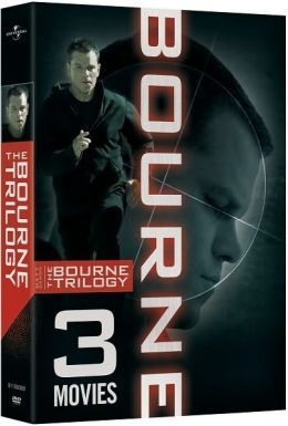 The Bourne Trilogy - can watch these over & over!