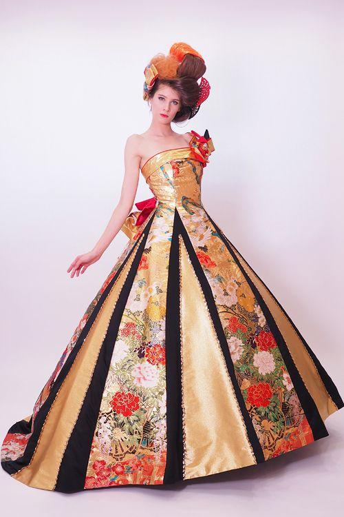 64 best Japanese inspired clothing images on Pinterest | Dior haute ...