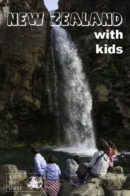 North Island of New Zealand with kids - World Trip Diaries