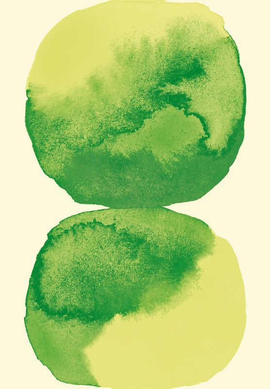 watercolor feeling, Marimekko