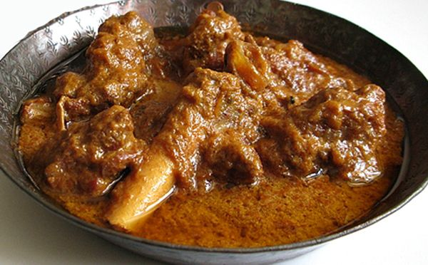 Quick and Easy Mutton korma Recipe