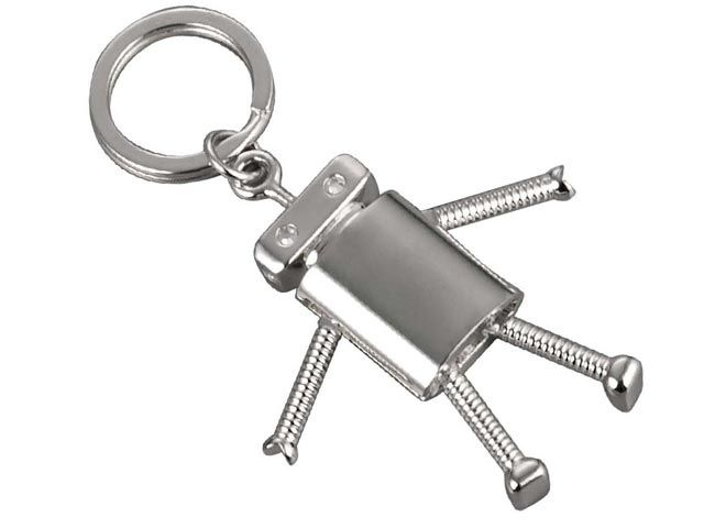 Norman Robot Keyring at Miscellaneous | Ignition Marketing Corporate Gifts