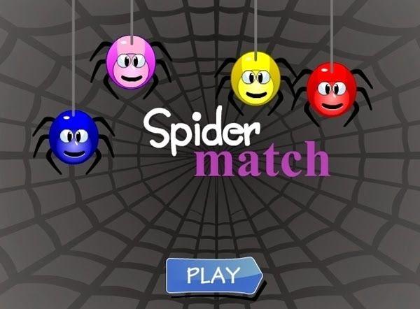 """Spider Match Integers"" (Juego de Suma de Números Enteros)"