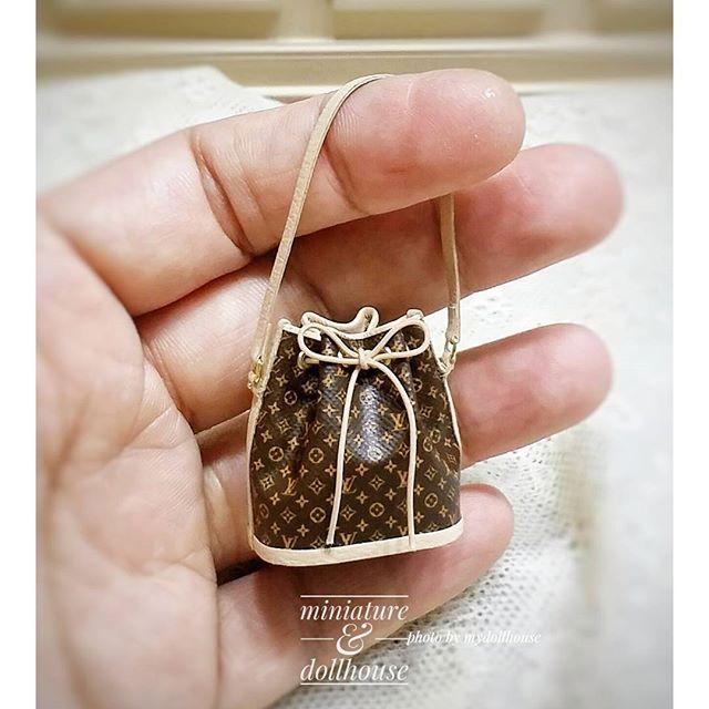 2017. Miniature Bag♡ ♡ By My Dollhouse