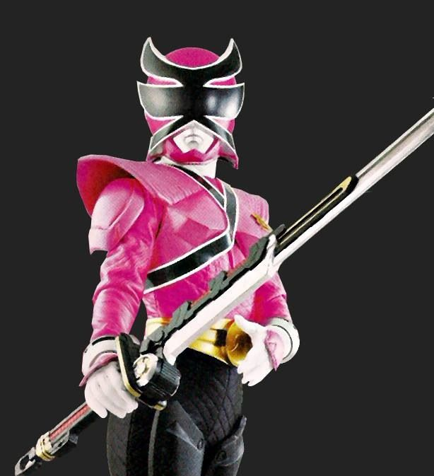 Pink samurai ranger power rangers samurai pinterest pink awesome and ranger - Power ranger samurai rose ...