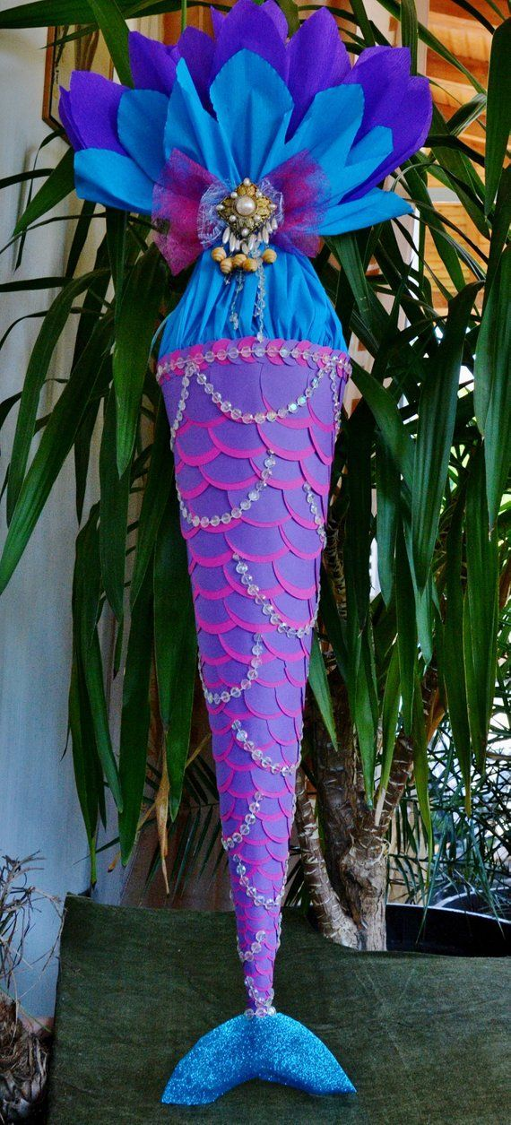 Schultüte Meerjungfrau Fisch für Mädchen
