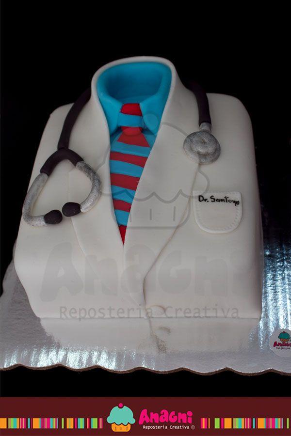 Pastel Fondant de Doctor / Doctor Fondant Cake