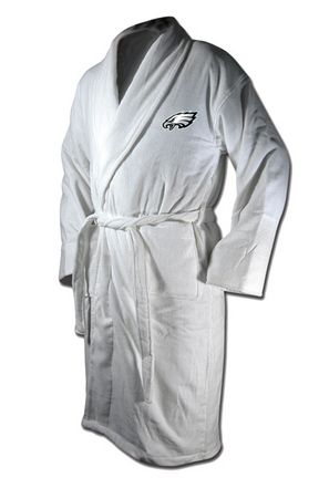 "Philadelphia Eagles 48 Premium Robe: ""Wrap yourself in our premium robe. Perfect gift for all… #Sport #Football #Rugby #IceHockey"