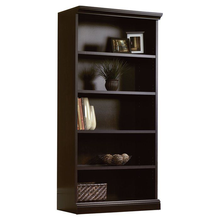 Willow Standard Bookcase With Images Sauder Bookcase Library