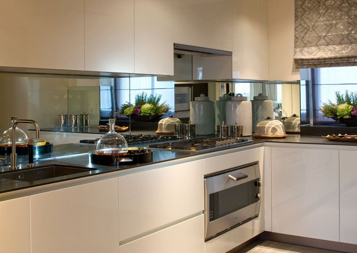 The Lancasters Duplex Apartment Kitchen Interior Design By Intarya Interior Design By