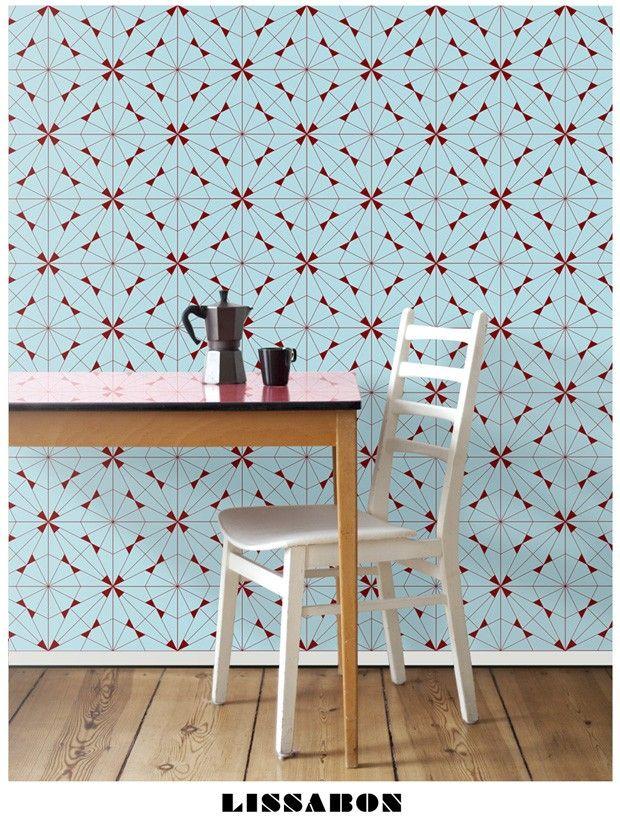 17 meilleures id es propos de papier peint de journal sur pinterest mur d - Papier peint motif journal ...