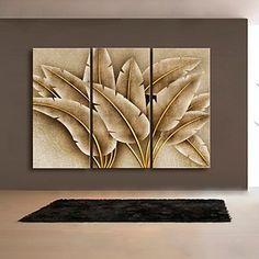 cuadros modernos con hojas - Buscar con Google