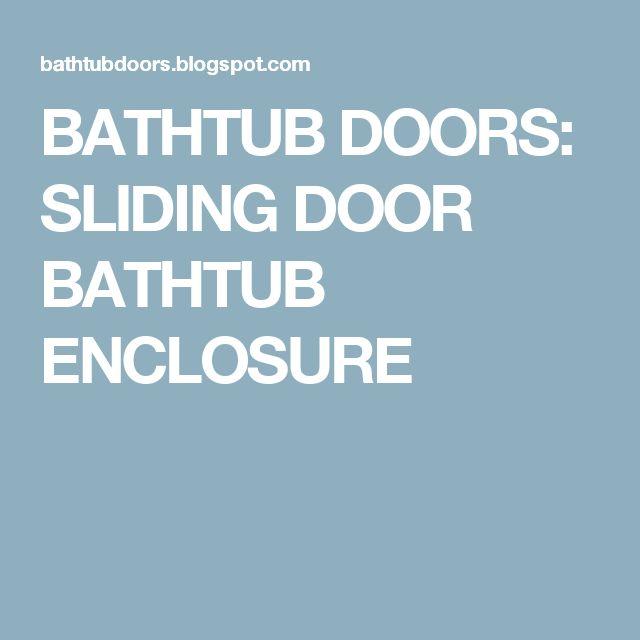 Best 25 Bathtub Enclosures Ideas On Pinterest Glass