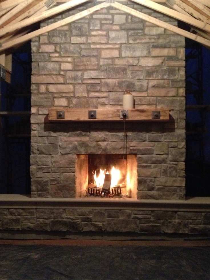 1000 Images About Barn Beam Fireplace Mantels On Pinterest Mantels Live Edge Table And