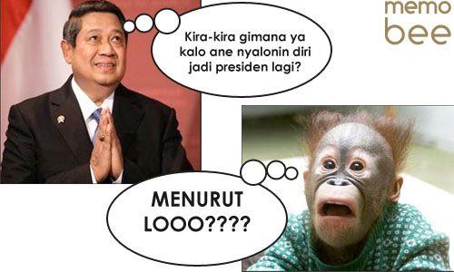 Kalo SBY jadi presiden lagi gimana? lol