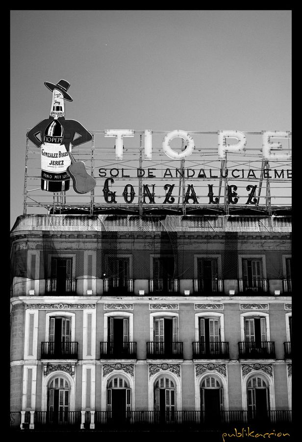 111 best tio pepe images on pinterest tio pepe for Tio pepe madrid puerta del sol