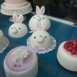 Yummy cake #wishtrend #rabbit