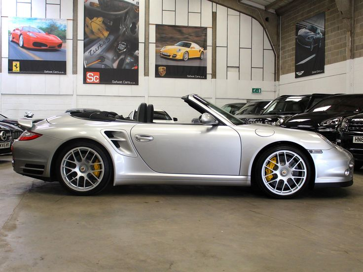Used 2010 Porsche 911 Turbo [997] TURBO S PDK for sale in Essex   Pistonheads