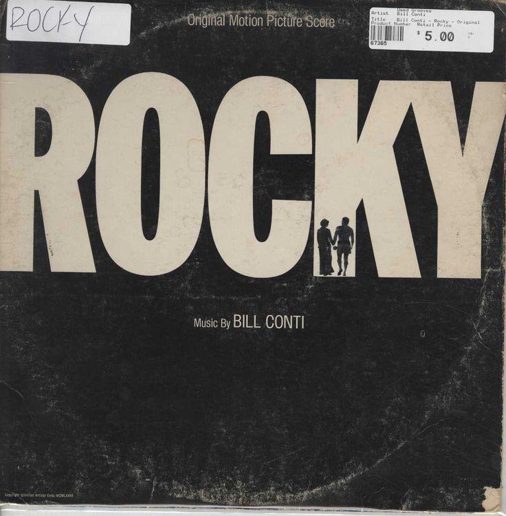 Bill Conti - Rocky - Original Motion Picture Score