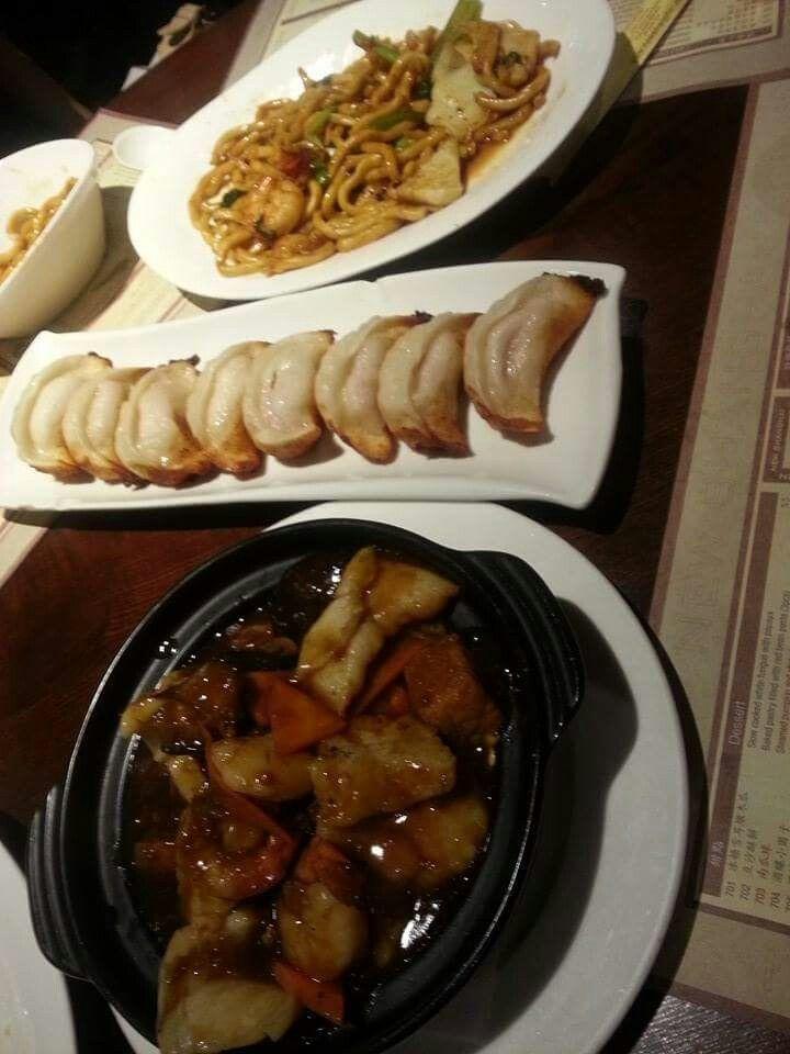 Shanghai restaurant - CBD brisbane . Underneath david Jones .queen Street