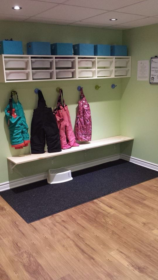 Perfect cubby alternative for kids at school                                                                                                                                                     More