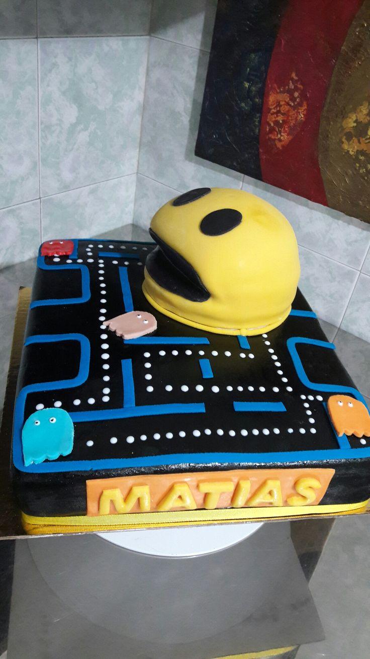 Torta Pacman