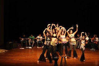 A Dança e a Alma: Formação de Professor de Dança do Ventre
