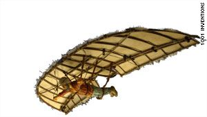 During the 9th century in Spain Abbas ibn Firnas a Muslim inventor designed a flying machine. He was the first one to construct a machine like this and fly.