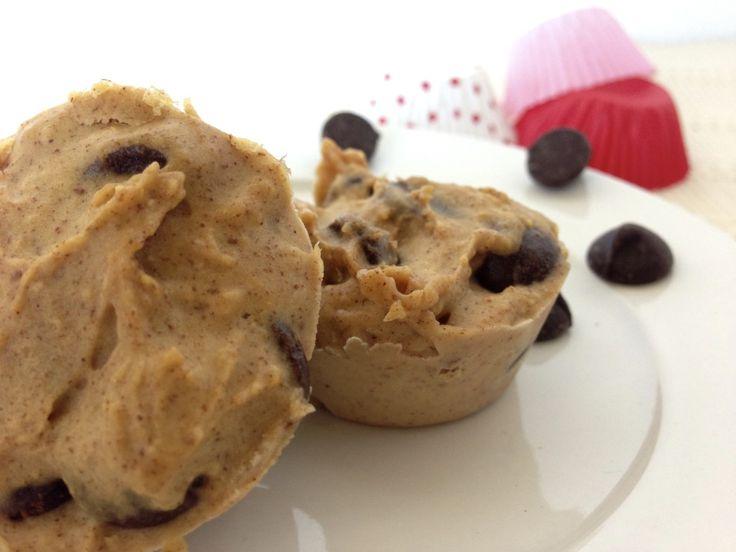 Cookie Dough Protein Fudge