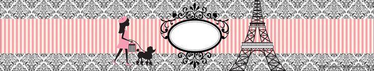 Precioso París: Etiquetas para Candy Buffet para Imprimir Gratis. | Oh My Fiesta para Chicas!