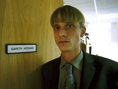 The Office UK, Gareth Keenan. Creepy assistant TO the regional manager.