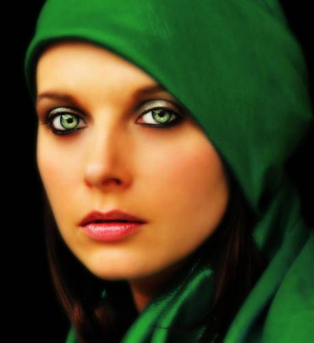 Image result for green eyed beauty