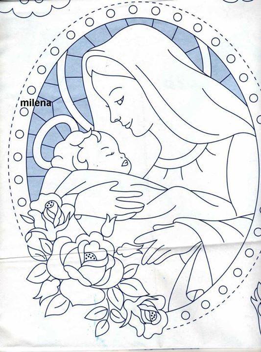 Gallery.ru / Фото #104 - disegni ricamo - antonellag
