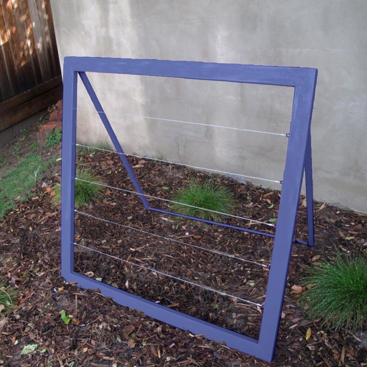 Terra Trellis Mira Garden Trellis Jr. | www.hayneedle.com