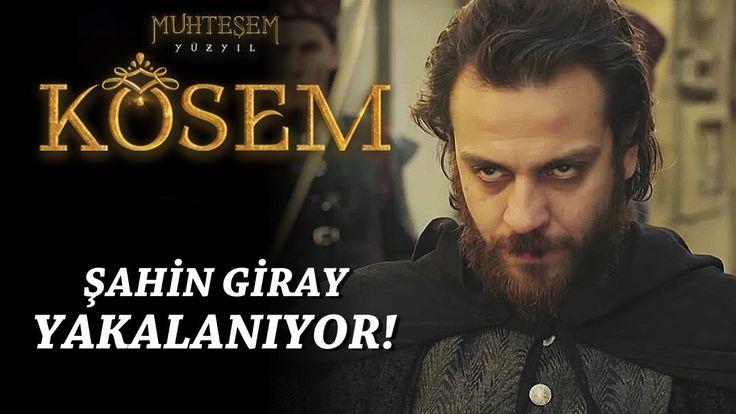 Muhteşem Yüzyıl: Kösem 14.Bölüm | Şahin Giray yakalanıyor!