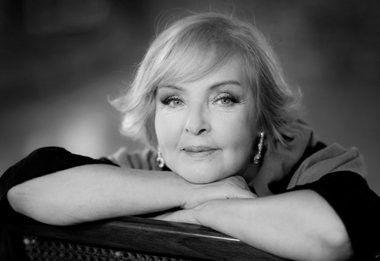 Ада Роговцева - актриса, звезда, красивая женщина!
