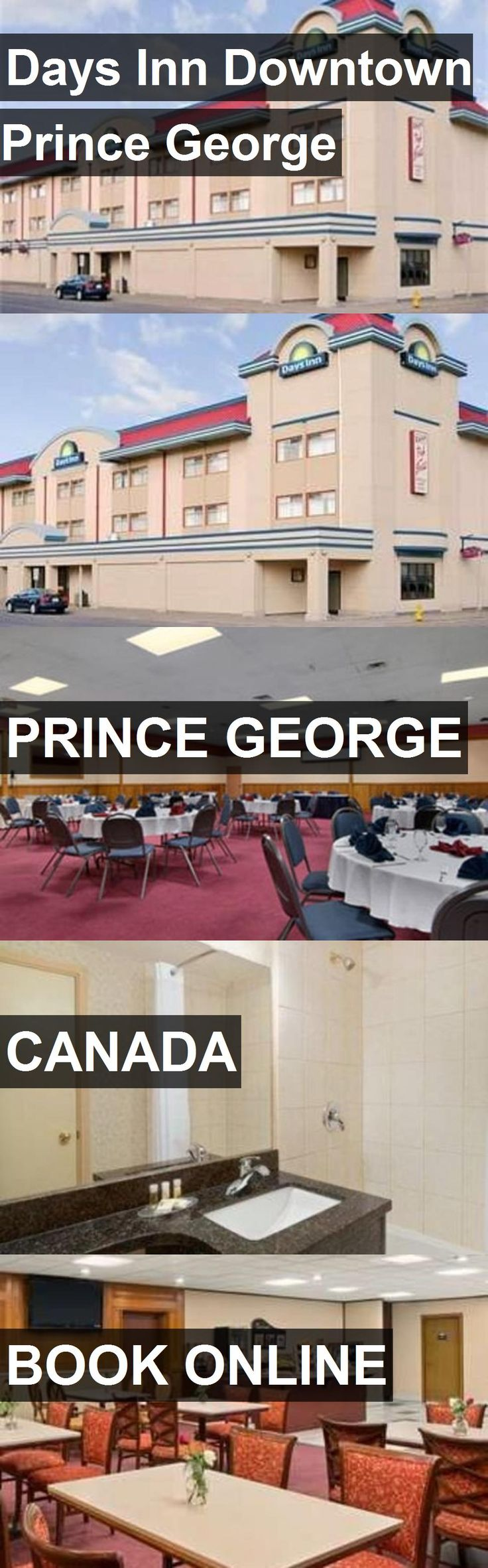 Hotel Days Inn Downtown Prince George in Prince George, Canada. For more information, photos, reviews and best prices please follow the link. #Canada #PrinceGeorge #travel #vacation #hotel