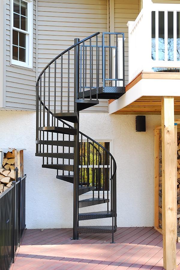 porch to backyard?