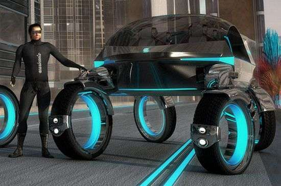 101 Futuristic Eco-Friendly Vehicles