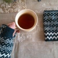 """冬のプレゼントにも◎かぎ針編みで作る、あったか""""マフラー・帽子・ミトン(手袋)""""特集"""