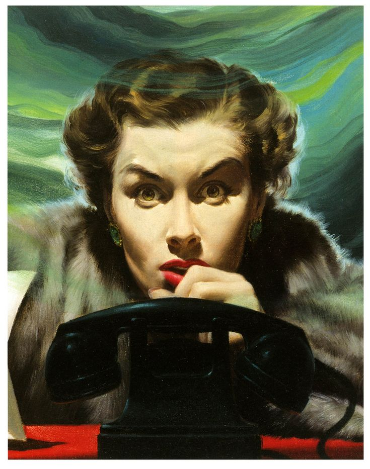 Image result for 1950 Telephone terror