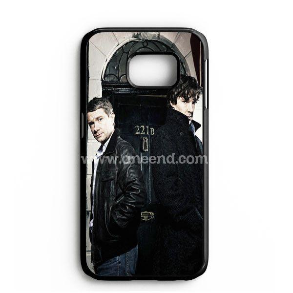 Sherlock And Dr Watson Samsung Galaxy Note 7 Case   aneend