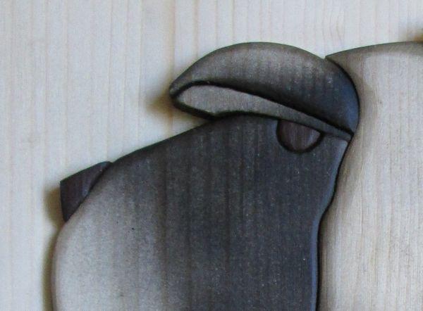 - legno e sfumatura in smalto nitro - misura cm 20 x 26 x 2 https://www.facebook.com/pages/Fai-da-te/257932964363080
