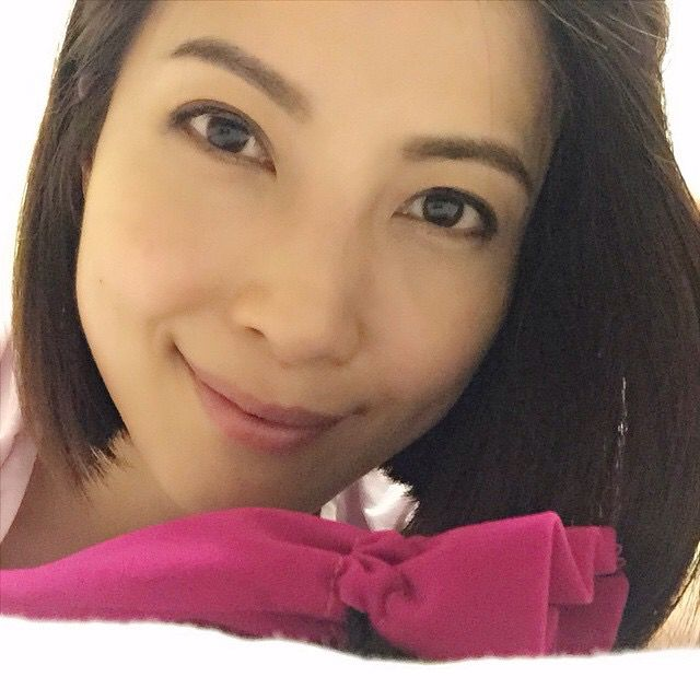Jeanette Aw selfie