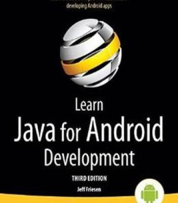Learn Java For Android Development (3rd Edition) PDF