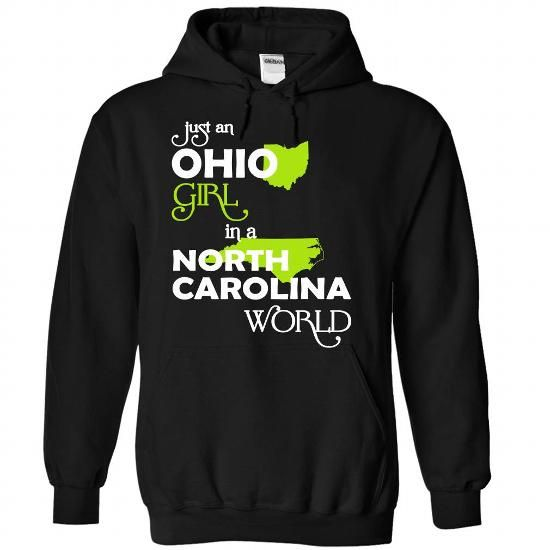 (OHXanhChuoi001) Just An Ohio Girl In A North_Carolina  - #tshirt fashion #sweatshirt quotes. GET YOURS => https://www.sunfrog.com/Valentines/-28OHXanhChuoi001-29-Just-An-Ohio-Girl-In-A-North-5FCarolina-World-Black-Hoodie.html?68278