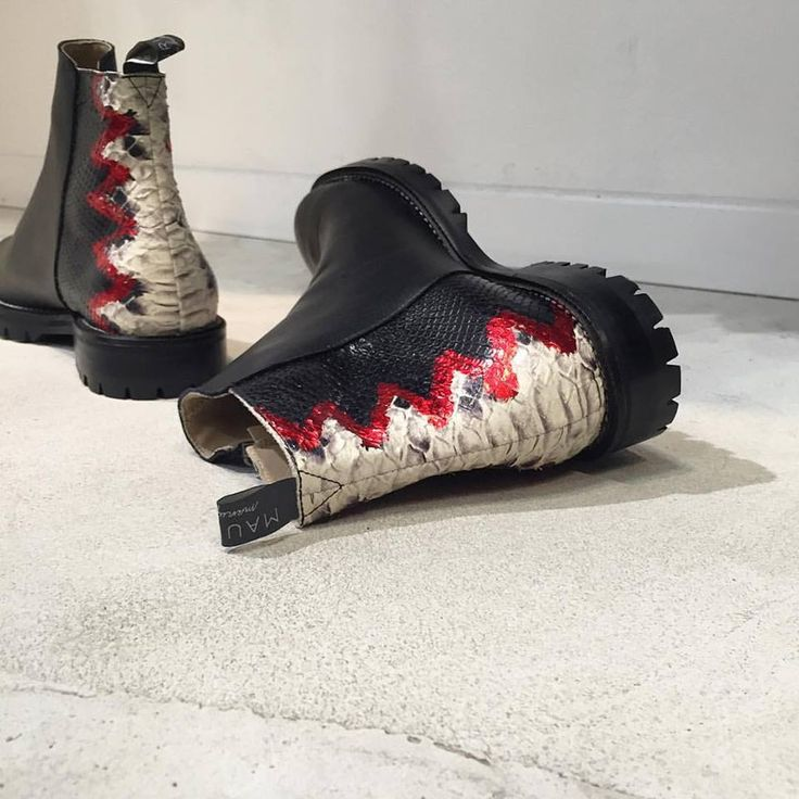 Chaussures Femme MAURICE MANUFACTURE - Hiver 2015 - Boots VIRNA