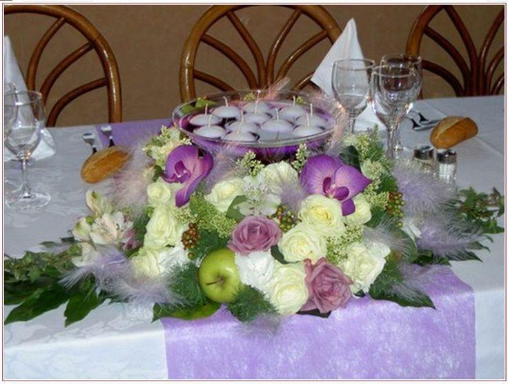 Décoration mariage  Décoration florale mariage  Pinterest